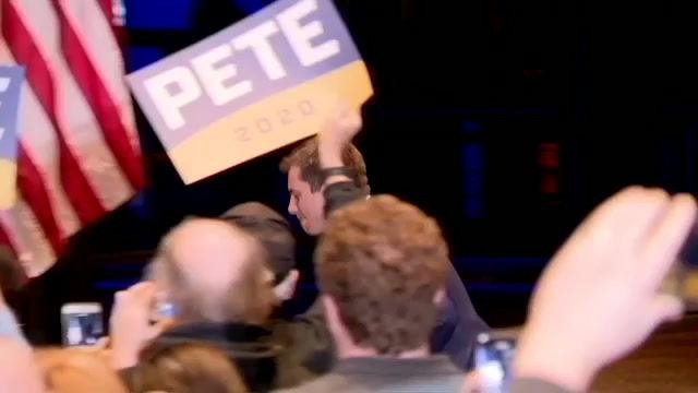 Pete Buttigieg Suspends Presidential Campaign