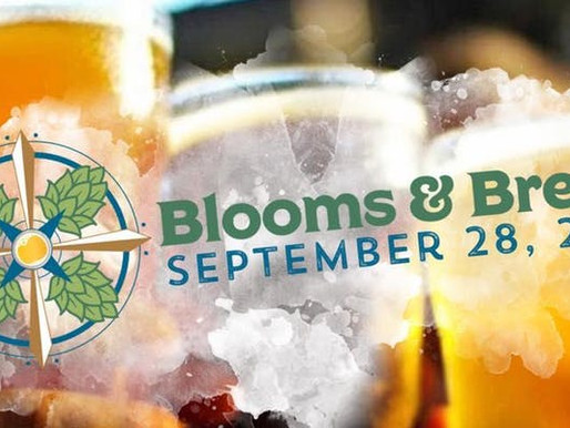 McMinnville 2nd Annual Blooms and Brews Craft