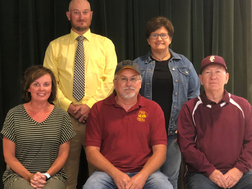 Four New Board Members Join the Cannon County Board of Education