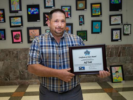 Citizen Receives STARS Award