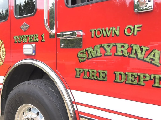 Fire Prevention Week in Smyrna