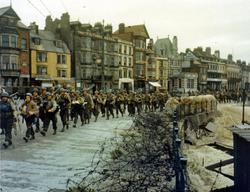 Troops Invade