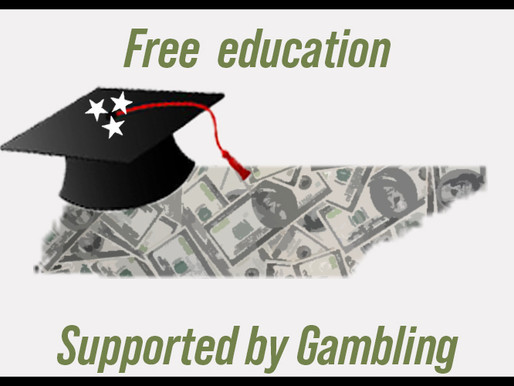A free education funded by sports betting