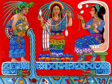 Camminare il Tempo - seminario esperienziale sullo sciamanesimo Maya
