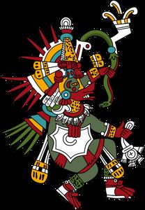 Di Eddo - Opera propria, évocation du codex Borgia, CC BY 3.0, https://commons.wikimedia.org/w/index.php?curid=12522638