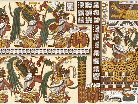 La malattia nella visione Maya