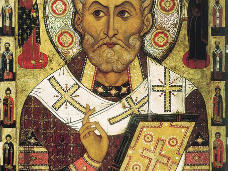 L'immaginario sciamanico intorno alla figura di San Nicola