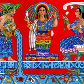 14.11.2021 Il cammino del Fuoco - introduzione allo sciamanesimo Maya