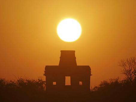 La nascita e la rinascita del Sole: Paxcua
