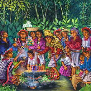 Santeria indigena