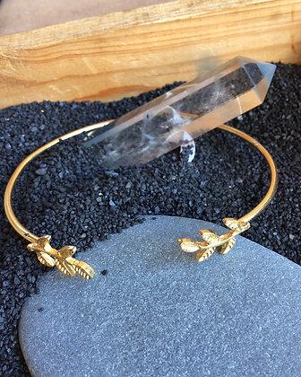 Golden Vine Bracelet