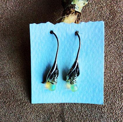 Calla Lilly Splendor Earrings