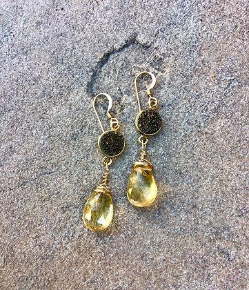 Celestial Sparkle Earrings