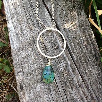 Peruvian World Opal Necklace