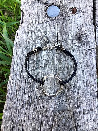 Friendship Circle Bracelet (Silver)