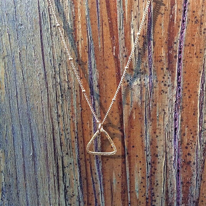 Charming Triangle Necklace