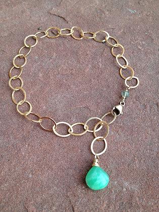 Delicate Petal Bracelet