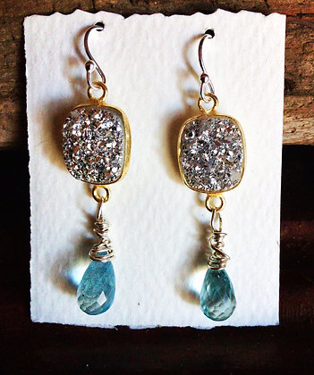 Serene Sparkle Earrings