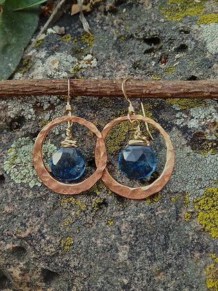 Ring of Fire Earrings
