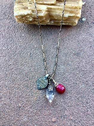 Sacred Power Necklace