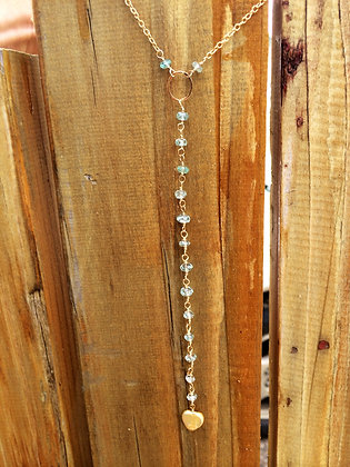 Long and Lovely necklace