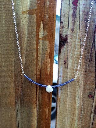 Strand o' Sapphires Necklace