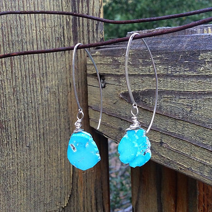 Turquoise Sway Earrings