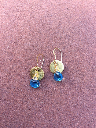 Topaz Darling Earrings