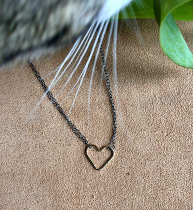 Double Strand of Love Necklace