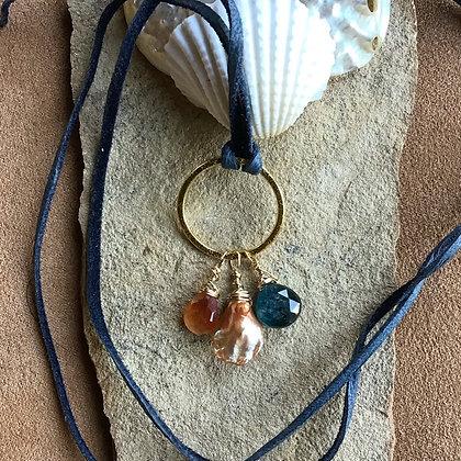 Manzanita Sunset Necklace