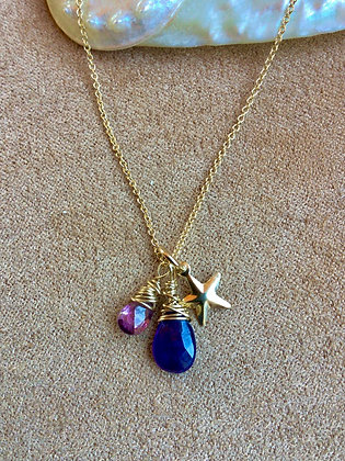Starfish Wisdom Necklace