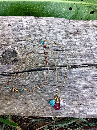 Truly Scrumptious Necklace