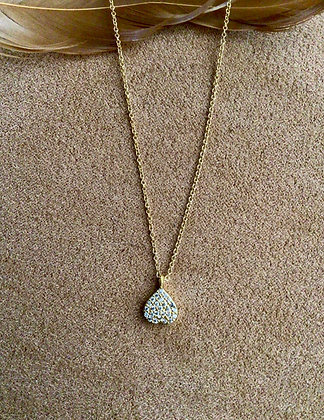 Heart of Sparkle Necklace