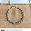 Thumbnail: Sea of Aqumarine Bracelet