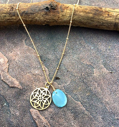 Easter Amulet Necklace