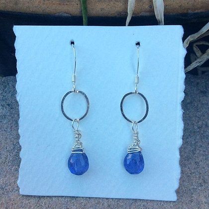 A Touch of Tanzania Earrings