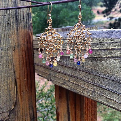 APassage to India Earrings