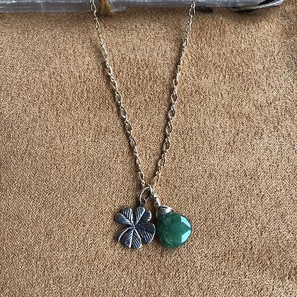 Smilin' Irish Necklace