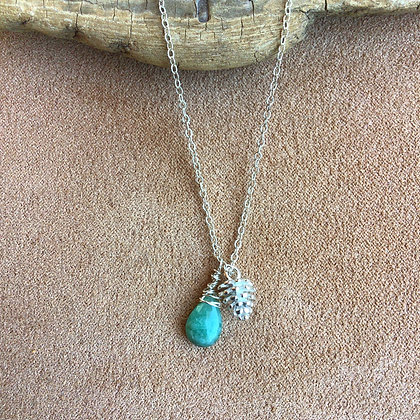 Evergreen Pine Necklace
