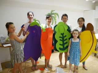 Food Heroes Summer Camp at Sprout Lifestyle Begins