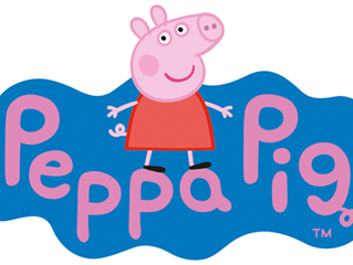 Collaboration with China's Popular Children's Cartoon Peppa Pig