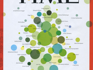 "Time: ""Heroes of the Environment"""