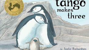And Tango Makes Three – Peter Parnell & Justin Richardson (Authors) & Henry Cole (Illustrator) (2005