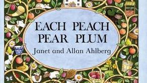 Each Peach Pear Plum – Janet and Allan Ahlberg (1978)