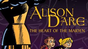Alison Dare, the Heart of the Maiden – J. Torres & J. Bone (2002)