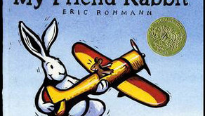 My Friend Rabbit – Eric Rohmann (2002)