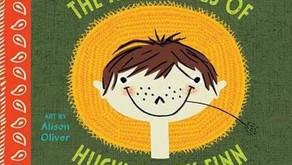 Little Master Twain: The Adventures of Huckleberry Finn - Jennifer Adams (2014)