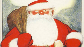 The Complete Father Christmas- Raymond Briggs (1973 & 1975)