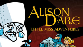 Little Miss Adventures – J. Torres & J. Bone (2002)