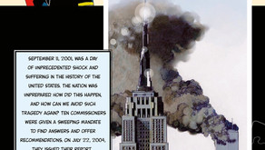 The 9/11 Report: A Graphic Adaptation – Sid Jacobson & Ernie Colón (2006)